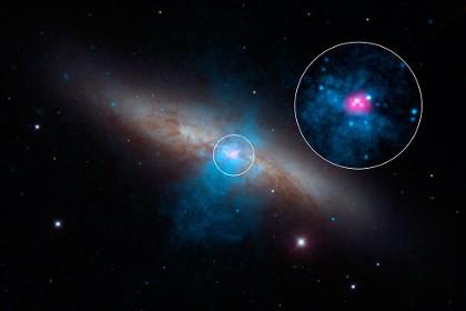 Обнаружена самая яркая нейтронная звезда