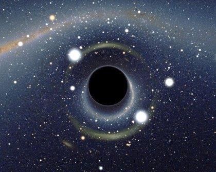 Обосновано существование жидких колец вокруг черных дыр
