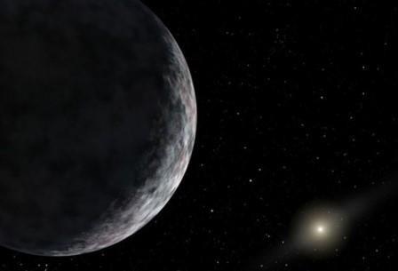 Открыт самый дальний объект солнечной системы