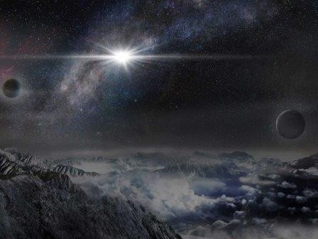 Открыта сверхновая звезда в 570 миллиардов раз ярче солнца