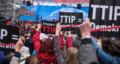 Париж: условия для договора ttip ссша несложатся доконца года - «экономика»