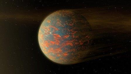Первая жизнь вселенной могла родиться на «алмазных» планетах