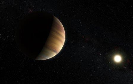 Планетологи впервые поймали «солнечный зайчик» от экзопланеты
