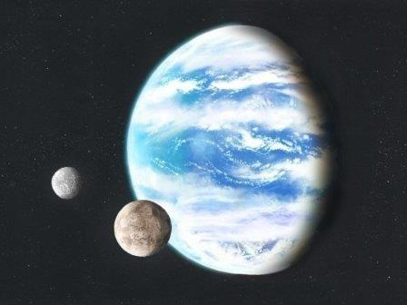 Планеты-океаны меньше подходят для жизни, чем считалось ранее