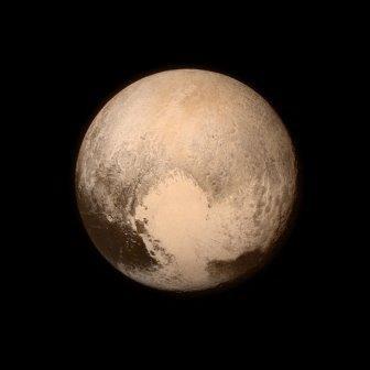 Плутон обладал тектоникой и погодой в прошлом