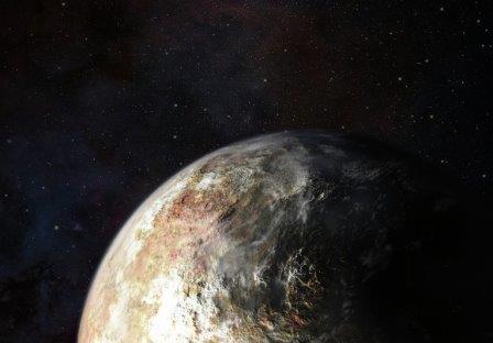 Плутон оказался больше, чем представляли астрономы