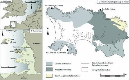 Почему неандертальцы так любили пещеры на острове джерси?