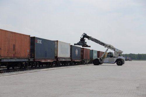 Поезда с товарами из китая будут еженедельно прибывать на южный урал - «новости челябинска»