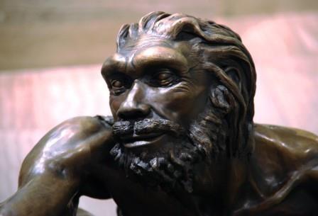 Предки людей были ниже их и глупее