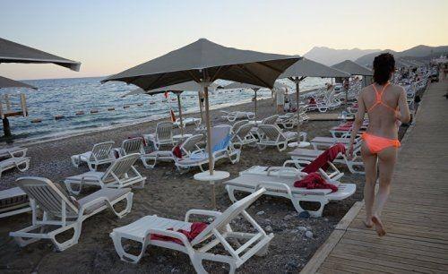 Приезжайте отдыхать в турцию - «экономика»