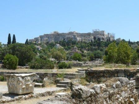 Раскрыта тайна массового захоронения младенцев на афинской агоре