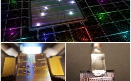 «Разноцветные» фотоны — революция в области квантовых вычислений
