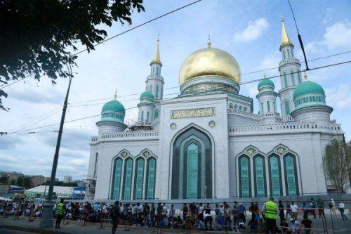 Революция висламе: думрф ввело плату запосещение соборной мечети москвы - «экономика»