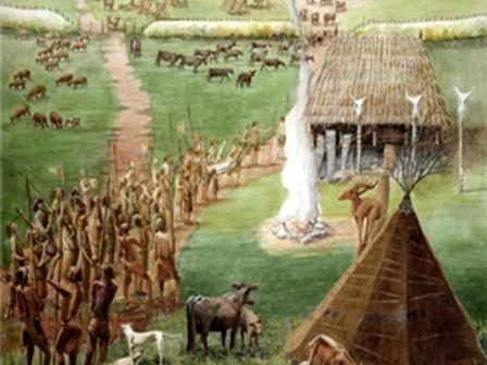 Рядом со стоунхенджем археологи обнаружили 5650-летний религиозный центр