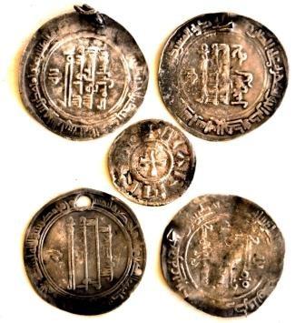 Роскошный клад эпохи викингов найден в дании