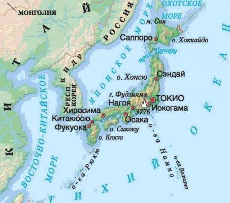 Россия ияпония пока неопределились, как провести энергомост - «энергетика»