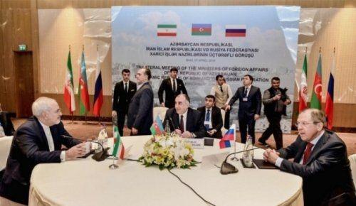 Россия, иран иазербайджан договорились изучить проект транспортного коридора «север-юг» - «экономика»