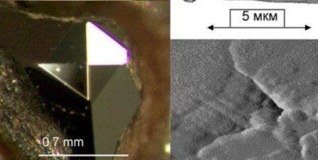 Российские ученые разработали метод получения сверхтвердого материала «фуллерит»