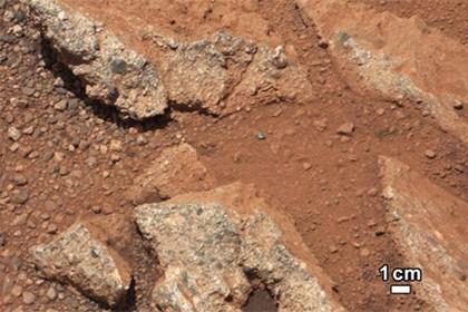 Ровер curiosity нашел на марсе речную гальку