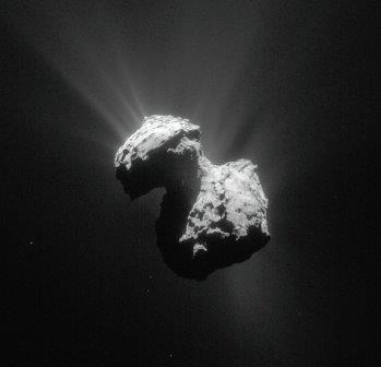 «Розетта» обнаружила молекулярный кислород в атмосфере кометы
