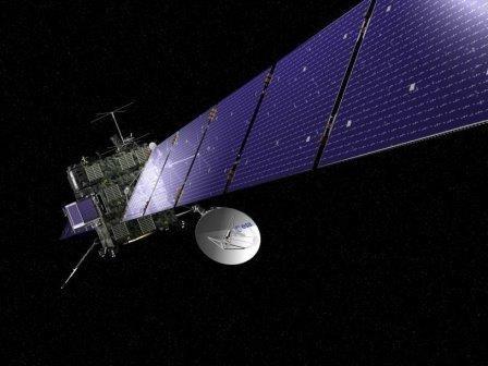 «Розетта» вышла на орбиту кометы 67p / чурюмова – герасименко