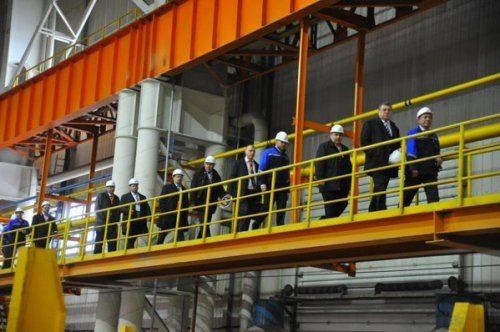 Руководство ржд оценило рельсовое производство чмк - «новости челябинска»