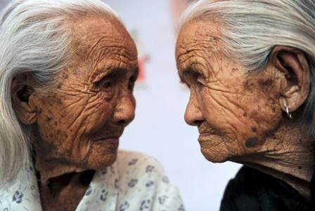 Самые старые на земле люди живут в китае