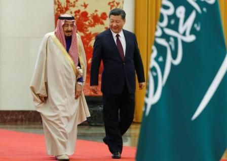 Саудовская аравия икитай подписали соглашения на $65 млрд - «энергетика»