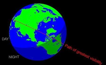 Сегодня ночью ожидается метеоритный дождь, а метеоритный шторм обрушится на землю через две недели
