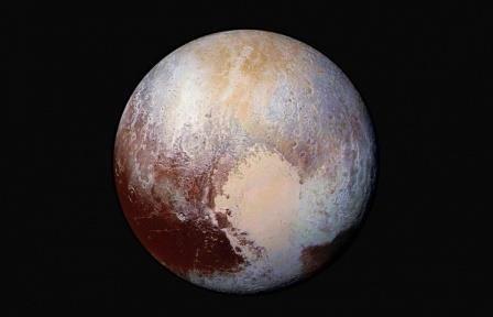 «Сердце» плутона помогло ученым заглянуть в его тайный океан