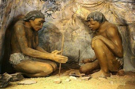 Скрещиваться с родственными видами люди начали еще в африке