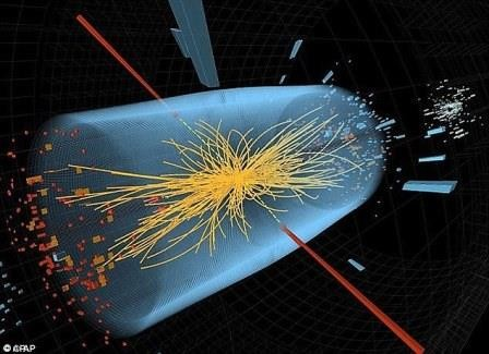 Слухи об открытии «новой физики» на бак не подтвердились