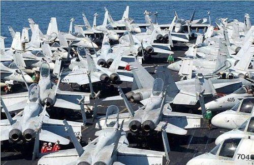 Сми: бюджетные сокращения оставили морскую пехоту сша без авиации - «экономика»
