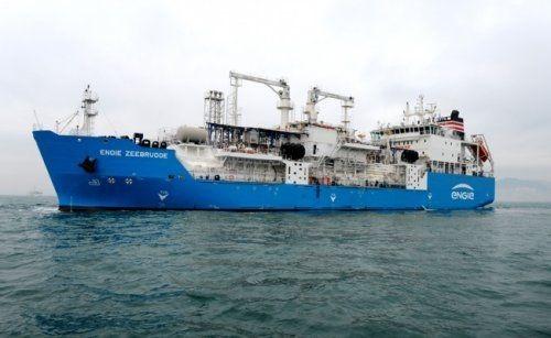 Сми: первая партия российского газа с«ямал спг» отправится всша - «энергетика»