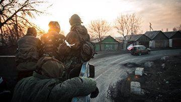 Стальные люди пересекают границы войны - «экономика»