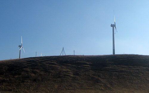 Строительство ветряной станции «фортума» оказалось под вопросом - «челябинская область»