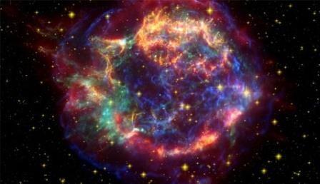 Сверхтекучесть могла привести к образованию галактик