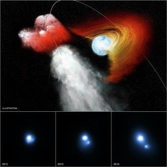 Темная материя не виновна в избытке гамма-лучей в галактике