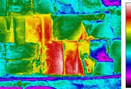 Тепловые аномалии пирамиды хеопса указывают на новые тайные лабиринты