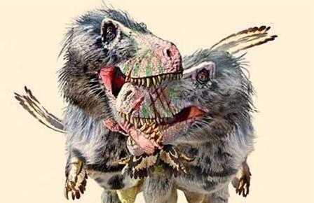 Тираннозавры ели друг друга