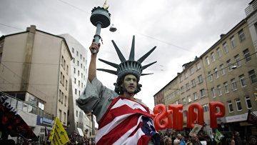 Трансатлантическое торговое соглашение под угрозой срыва - «экономика»
