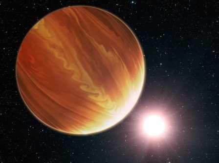 Транзитный метод подтвердил атмосферу у экзопланеты земного типа
