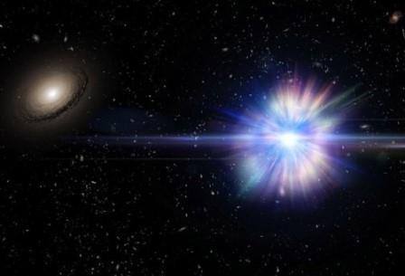 Три сверхновые взорвались за пределами галактик