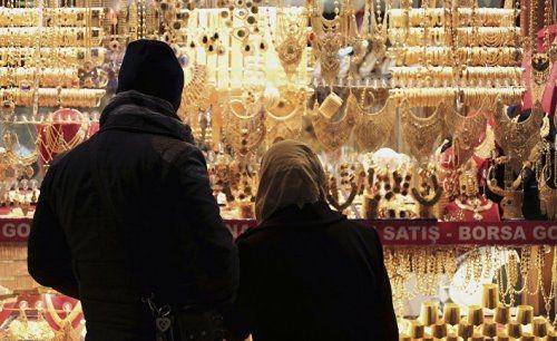 Турецкие ювелиры обошли российское эмбарго - «экономика»