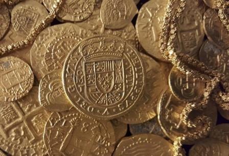 У берегов колумбии найден легендарный галеон с сокровищами