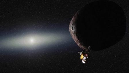 У космического зонда new horizons снова есть цель