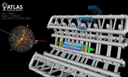 Ученые cern произвели первые высокоточные измерения массы w-бозона
