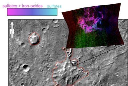 Ученые nasa обнаружили следы извержения «марсианского эйяфьядлайекюдля»