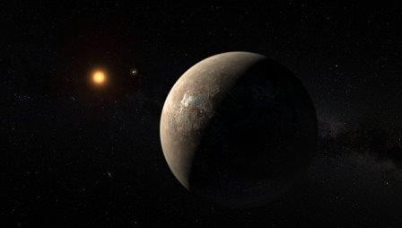 Ученые нашли «двойник» земли у ближайшей к нам звезды, проксимы центавра