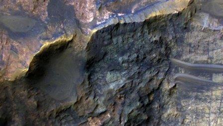Ученые нашли очередной потенциальный «очаг жизни» на марсе